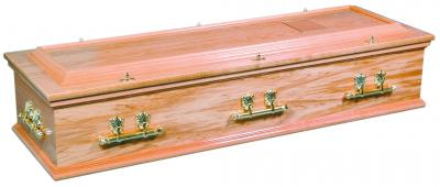 Langley English Casket