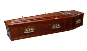 Canterbury Coffin