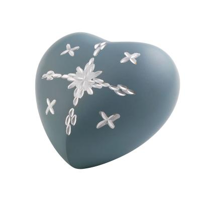 Dawn Burst keepsake Heart