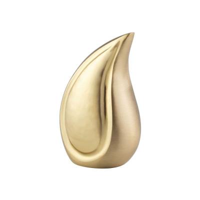 Gold Teardrop Keepsake