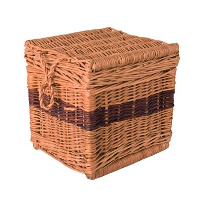 Wicker Cremated Remains Casket