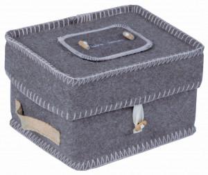 Wool Cremation Casket