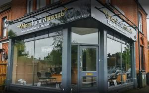 We are Mears Funeral Directors in Walthamstow