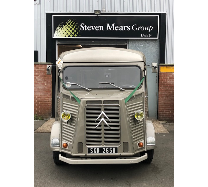 Classic and Unique Citroen Mears Family Funerals