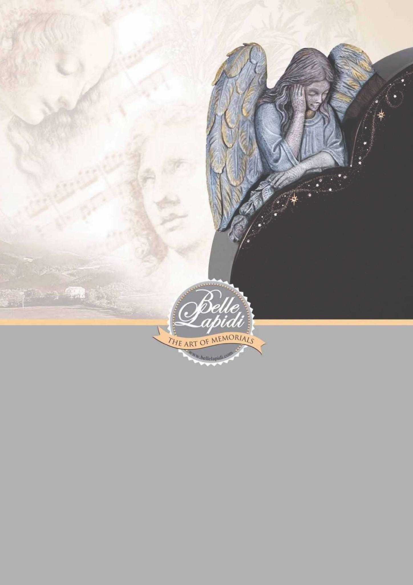 Brochure Belle Lapidi