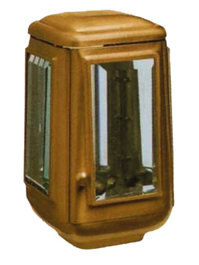 Enclosed Candle Holder