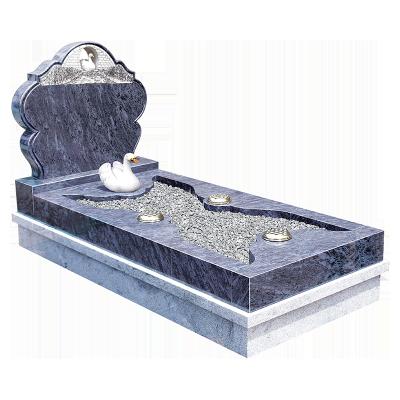 Exclusive Granite Kerb Surround - Memorial Range
