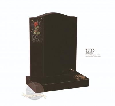 Floral Chapter-Starry Sky Bronze Rose Memorial