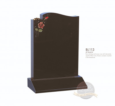 Floral Chapter-Red Bronze Rose Memorial