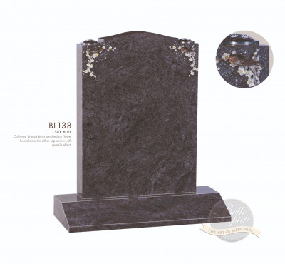 Shaped Chapter-Bronze Birds Memorial