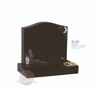 Cremation & Desk Chapter-Moon & Stars Memorial