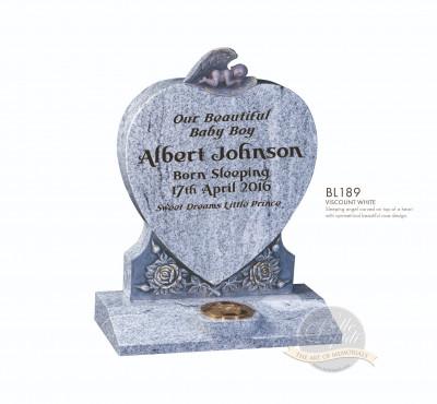 Children Chapter-Sleeping Angel Heart Memorial
