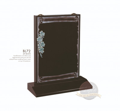 Book & Scroll Chapter-Shamrock & Scroll Memorial