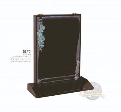Book & Scroll Chapter-Shamrock & Feather Memorial