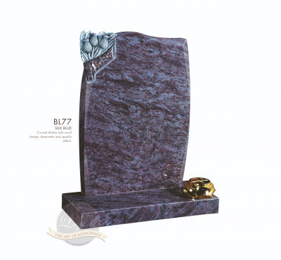 Book & Scroll Chapter-Thistle Scroll Memorial