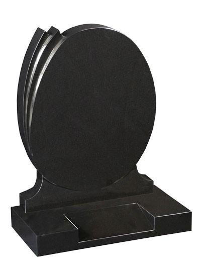 Granite Lawn As Oval Panel
