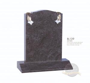 Shaped Chapter-Bronze Hands Memorial