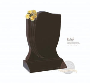 Shaped Chapter-Curved Panel Memorial
