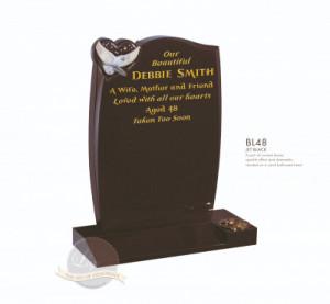 Bird Chapter-Dove On Heart Memorial