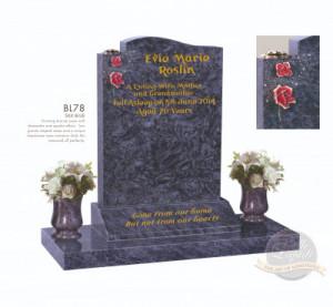 Floral Chapter-Bronze Rose Memorial
