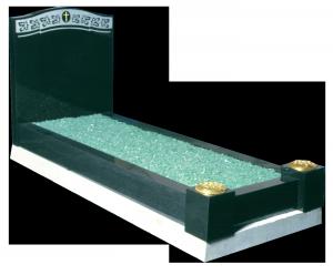 Granite Surround - comes with optional design