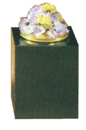 Granite Vase - Plain vase