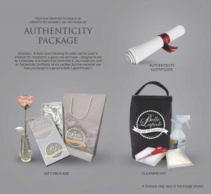 Authenticity package