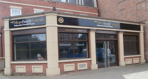 We are Mears Family Funeral Directors in Bromley