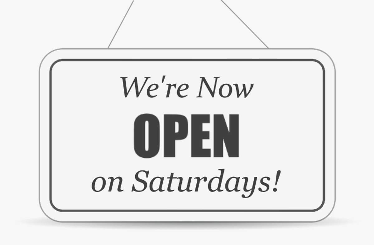 Our Orpington Branch is now open on Saturday